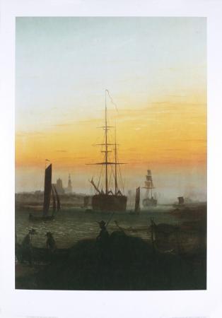Der Greiwalden Hafen