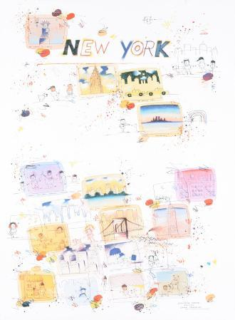 New York, a regular place to live