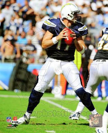 Philip Rivers 2010 Action