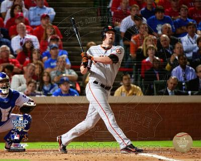 Aubrey Huff Game Four of the 2010 World Series Home Run