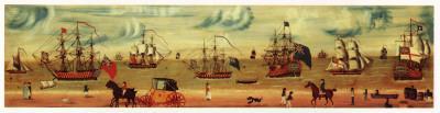 The Fleet Off Shore