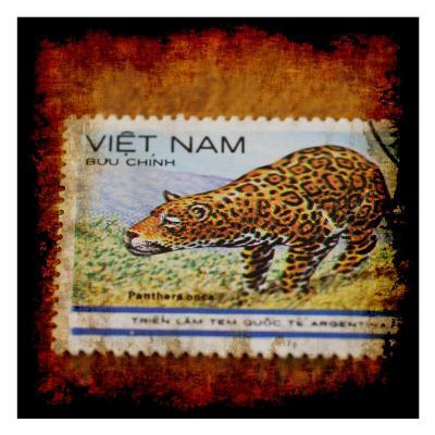 Panthera Stamp