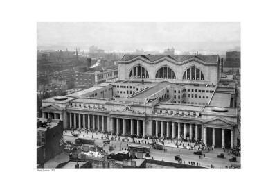 Penn Station, c.1910