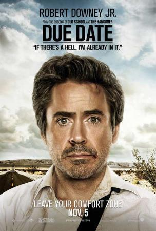 Due Date - Robert Downey JR.