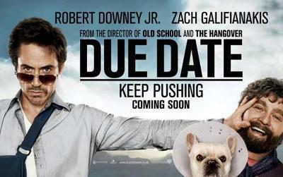 Due Date - Keep Pushing