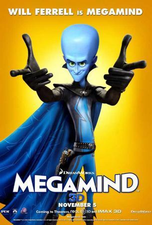 Megamind - Megamind