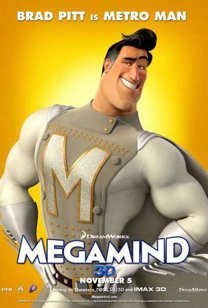 Megamind - Metro Man