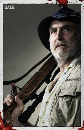 The Walking Dead - Dale