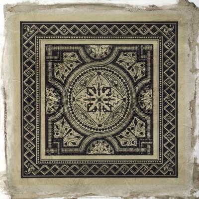 Embellished Tile IV