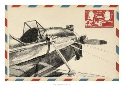 Vintage Airmail I