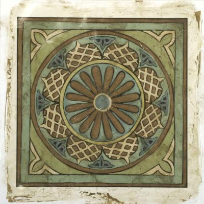 Ornamental Tile I