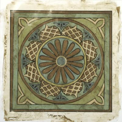 Ornamental Tile I