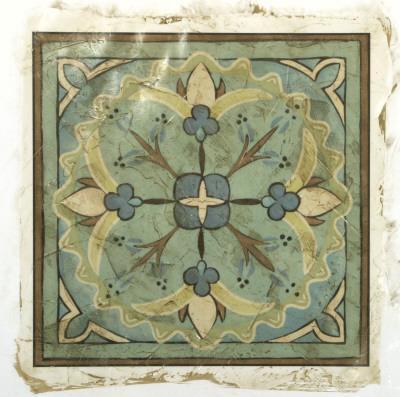 Ornamental Tile IV