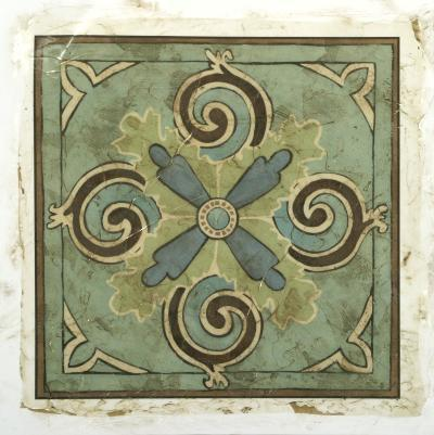 Ornamental Tile V