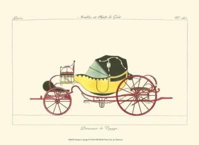 Antique Carriage I