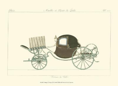 Antique Carriage IV