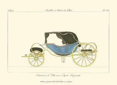 Antique Carriage V