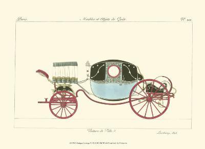 Antique Carriage VI