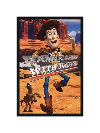 Woody: You Got a Date with Justice