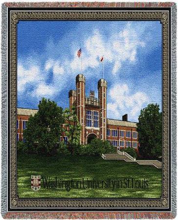 Washington University, Brookings Hall