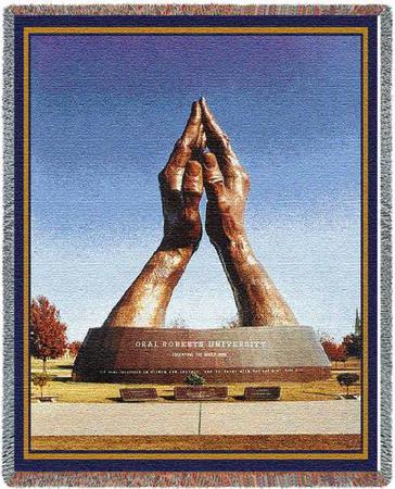 Oral Roberts University, Praying Hands