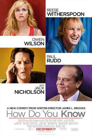 How Do You Know - Reece Witherspoon, Jack Nicholson, Owen Wilson, Paul Rudd