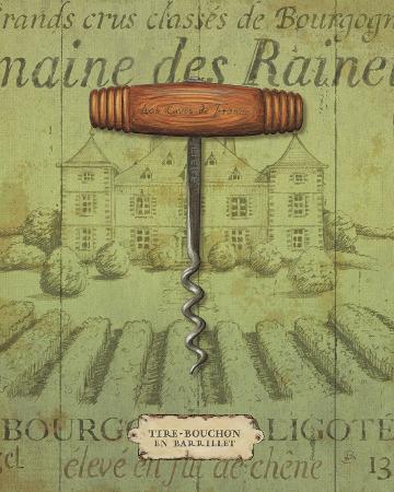 Antique Corkscrew I