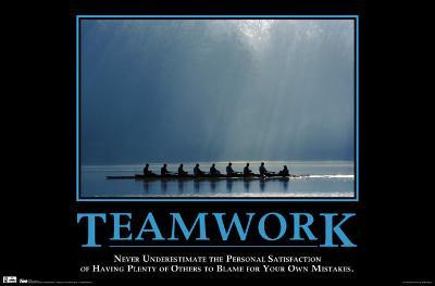 Give Up - Teamwork