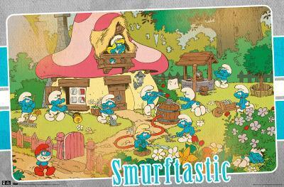 Smurfs - Retro