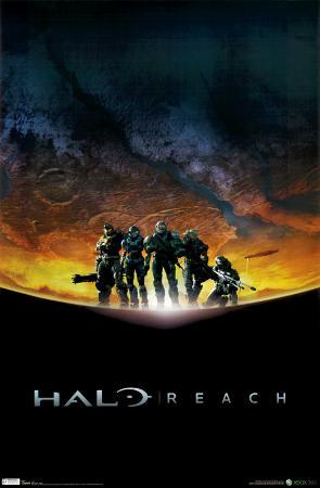 Halo Reach - Action