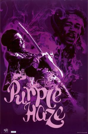 Jimmy Hendrix - Purple Haze