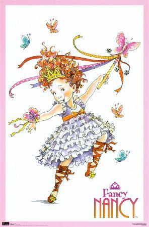 Fancy Nancy - Ballet