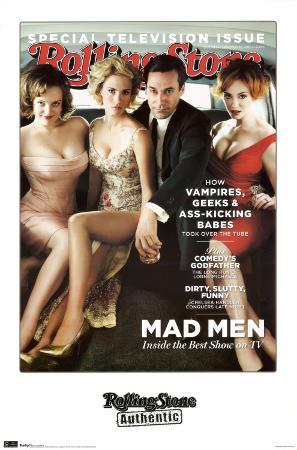 Rolling Stone, 2010 - Mad Men