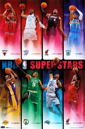 NBA - Superstars 2010