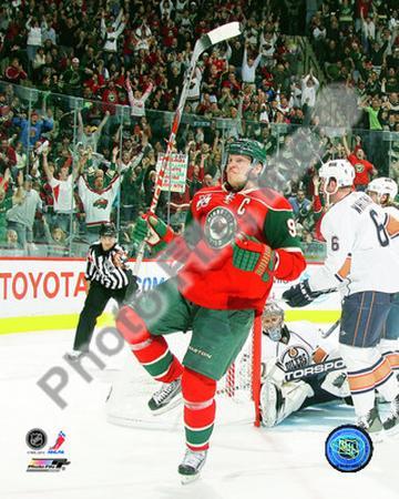 Mikko Koivu 2010-11 Action