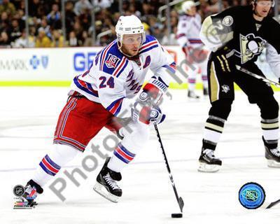 Ryan Callahan 2010-11 Action