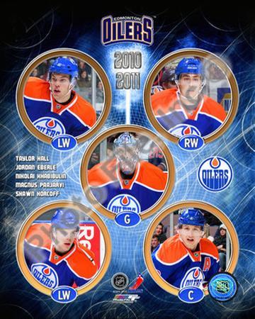 2010-11 Edmonton Oilers Team Composite