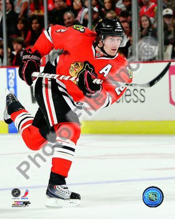Duncan Keith 2010-11 Action