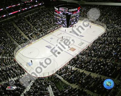 Consol Energy Center First Game 2010-11