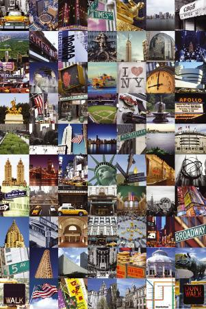NEW YORK COLLAGE
