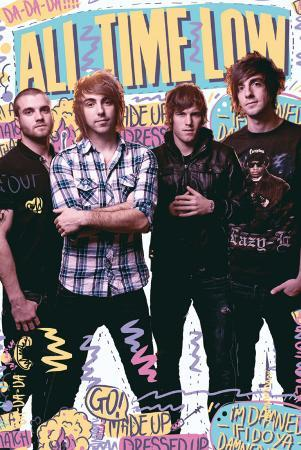ALL TIME LOW - Portrait