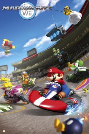 NINTENDO - Mario Kart Wii