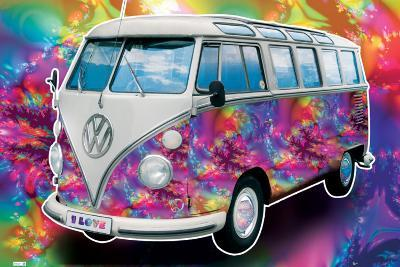 VW CAMPER VAN - Love