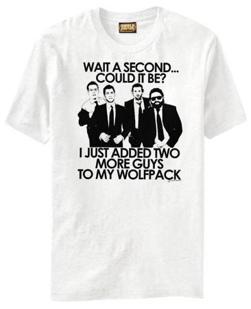 Hangover - Wolf Pack..Wait a Second