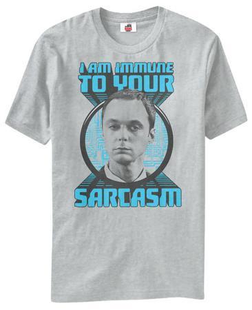 Big Bang Theory - Sheldon Sarcasm