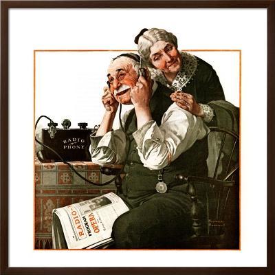 """Wonders of Radio"" or ""Listen, Ma!"", May 20,1922"