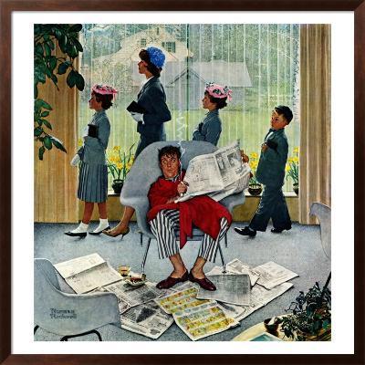 """""""Sunday Morning"""", May 16,1959"""