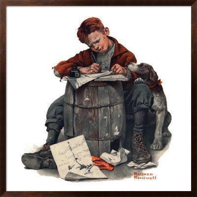 """Pen Pals"", January 17,1920"