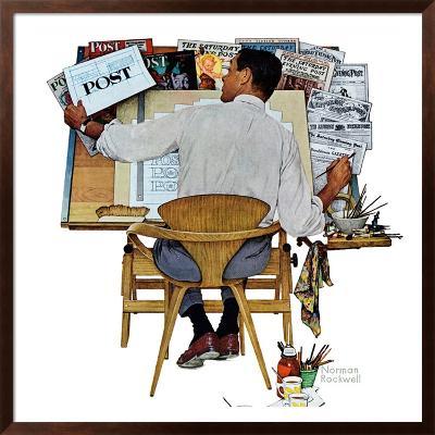 """""""Artist at Work"""", September 16,1961"""