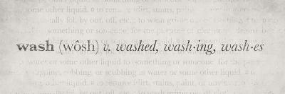 Definition Wash II